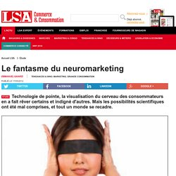 Le fantasme du neuromarketing