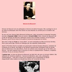 Le féminisme - Simone de Beauvoir