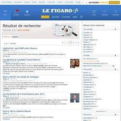 Le Figaro - Recherche