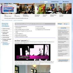 """Le Film """"Laïcité ?!.."""" - Le site de FAIL13"""