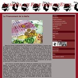 Le Financement de la Mafia - La mafia, un Etat dans un Etat ...