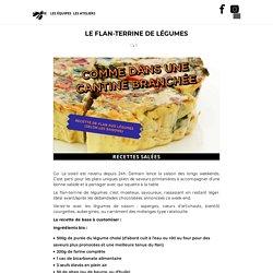 Le flan-terrine de légumes