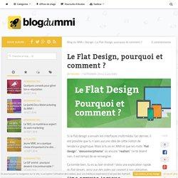 Le Flat Design, pourquoi et comment ?