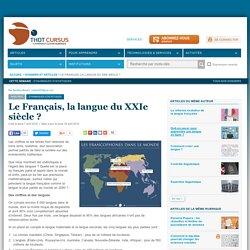 Le Français, la langue du XXIe siècle