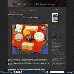 Le fromage au Moyen âge