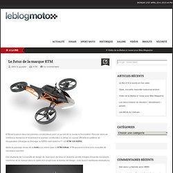 Le futur de la marque KTM - leblogmoto.com