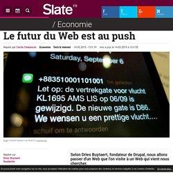 Le futur du Web est au push