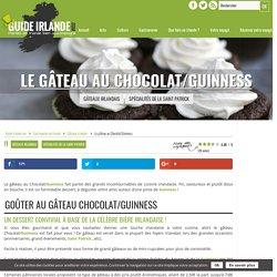 Le gâteau au Chocolat/Guinness