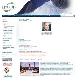Le Geotop - GÉLINAS Yves