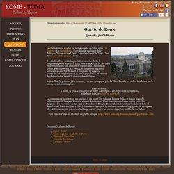 Le Ghetto de Rome