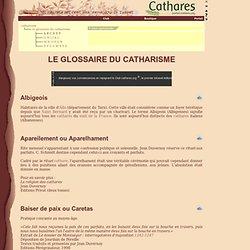 Le glossaire du catharisme : A B C D E F