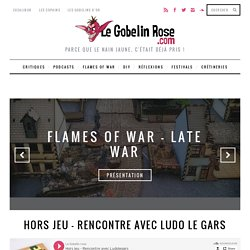 Le Gobelin Rose