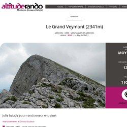 Le Grand Veymont (2341m)