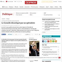 """Le """"Grenelle"""" décortiqué"""