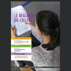 Le GT Décembre 2018 : Le règlement du collège