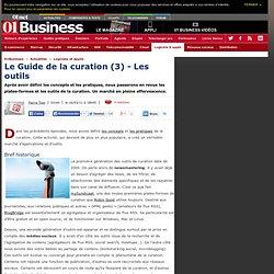 Le Guide de la curation (3) - Les outils