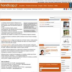 Le handicap sensoriel - Handicap sensoriel (6027)