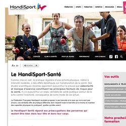 Le HandiSport-Santé