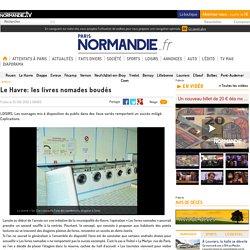 Le Havre: les livres nomades boudés