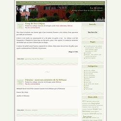 Le Hublot | Un blog utilisant Blogs du CRDP du Limousin