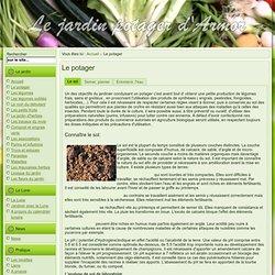 Le jardin potager d'Armor - Le potager