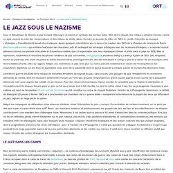 Le Jazz sous le Troisième Reich