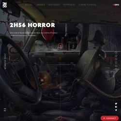 2h56-horror - quiz sur les films d'horreur