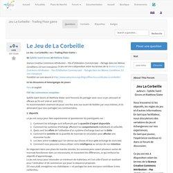 Le Jeu de La Corbeille