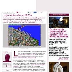 Le jeu vidéo entre au MoMA