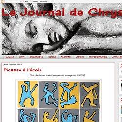 Picasso à l'école