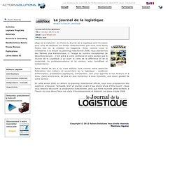 Le journal de la logistique