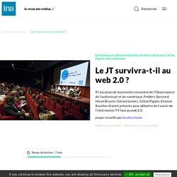 Le JT survivra-t-il au web 2.0 ?