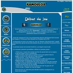 Le Kamoulox, le jeu le plus délire du web