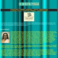 Le Kriya Yoga de Babaji