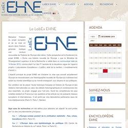 Le LabEx EHNE - LabEx-EHNE