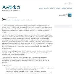Le leitmotiv d'Avōkka
