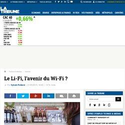 Le Li-Fi, l'avenir du Wi-Fi ?