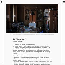 Albertine Meunier / Le Livre Infini