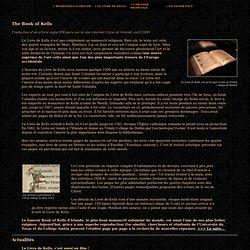 Le Livre de Kells, un manuscrit de l'an 800