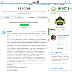 LE LOCAL - Commentaires