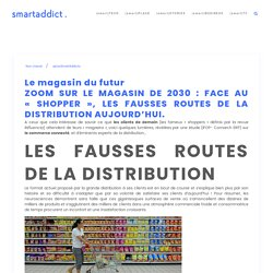 Le magasin du futur - SmartAddict