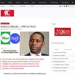 Le Magazine de L'afrique