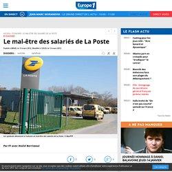 Le mal-être des salariés de La Poste