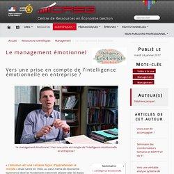 Le management émotionnel