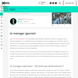 Le manager ignorant - Blog Xebia