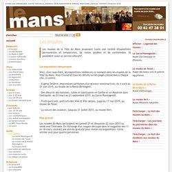 Les musées du Mans