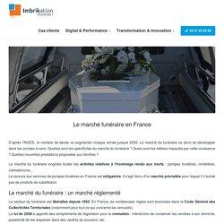 Le marché funéraire en France