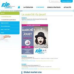 Le marché du jouet - FJP : FJP