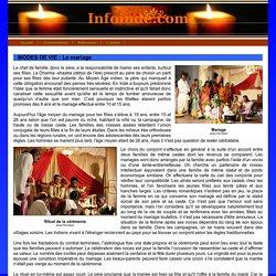 Le mariage en Inde et la dot