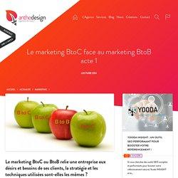 Le marketing BtoC face au marketing BtoB